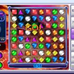 Bejeweled Blitz Running on Chrome for 64-bit Linux