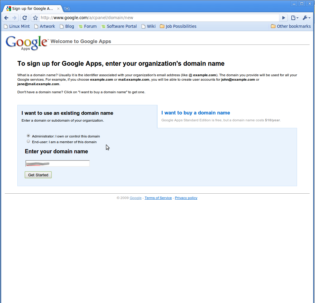 Wp Domain: Setting Up Google Apps (Gmail) For Your Domain