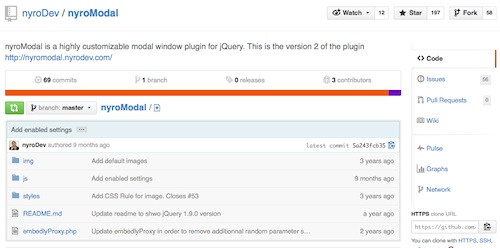 nyroModal iQuery window plugin