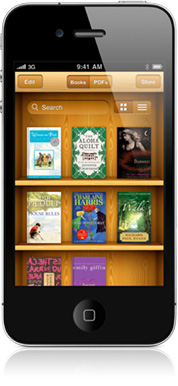 iPhone OS4 - iBooks
