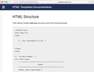 starbis template documentation